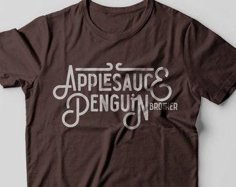 Applesauce Penguin Brother - Damon Salvatore - Men or Women's T-Shirt.