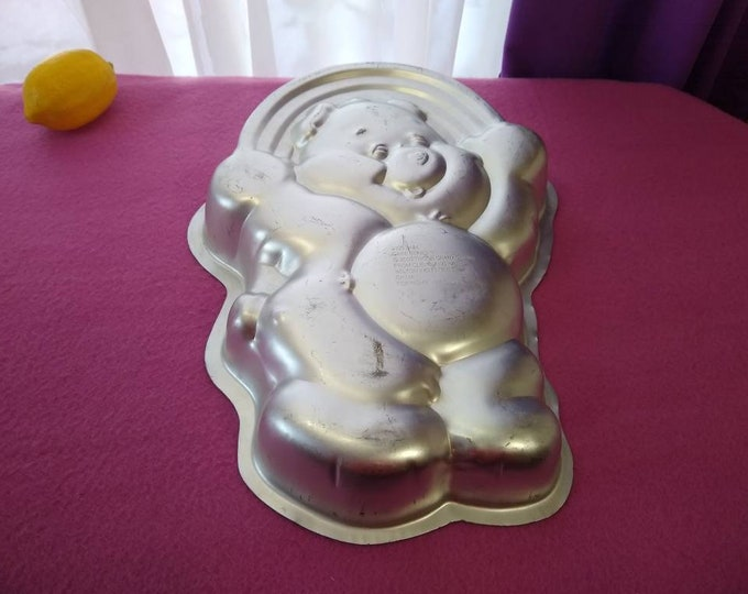 Cheer Bear Wilton Cake Pan