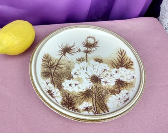 Mikasa Nature's Gallery D8004  Salad Plate Replacement Rolling Hills Stoneware Retro Dinnerware Collectible