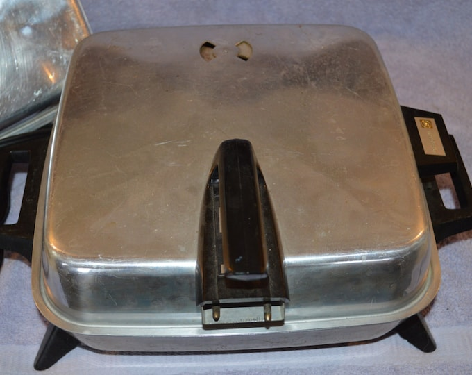 Vintage Westinghouse Gallery Broiler-Fry Pan 1960's ~ Retro Kitchen