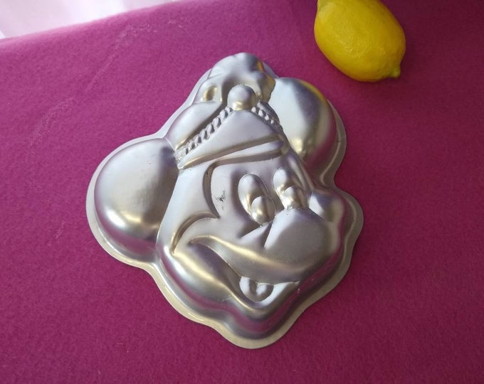 Mickey Mouse Birthday Cake Pan 1976