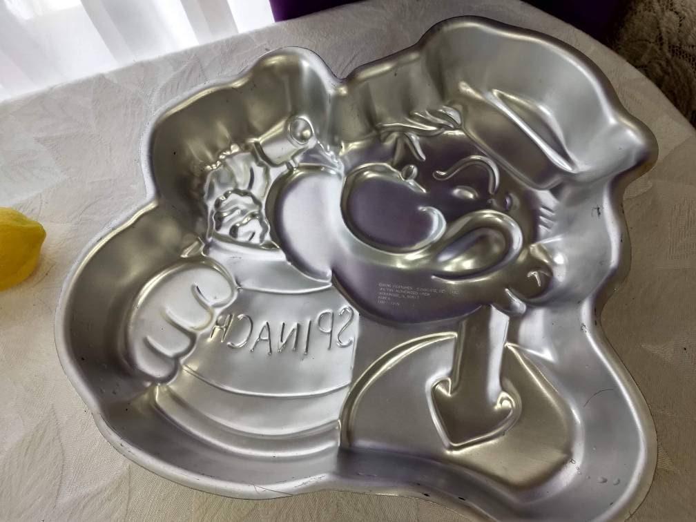 Popeye Wilton Cake Pan party baking pan