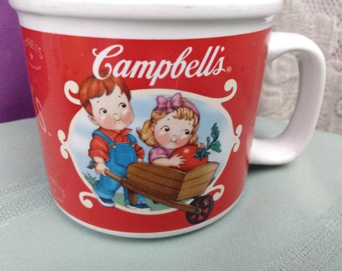 Campbell's Soup Mug Kids