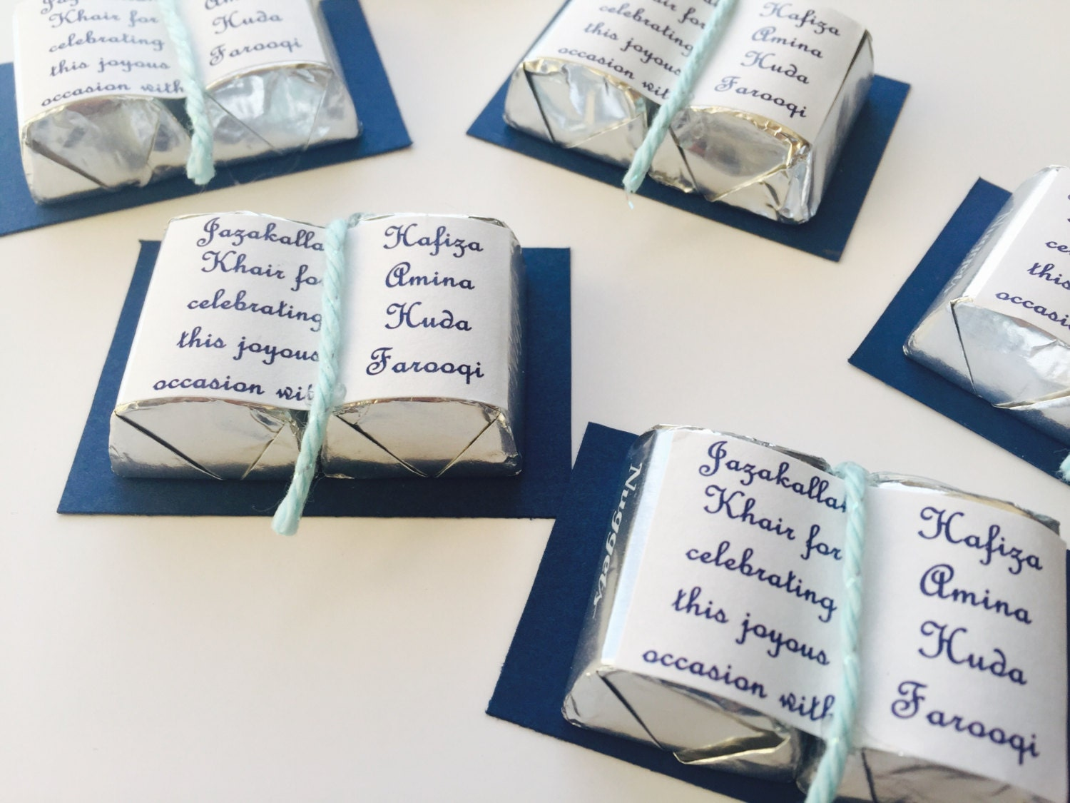 Nice Muslim Wedding Favors Elaboration - The Wedding Ideas ...