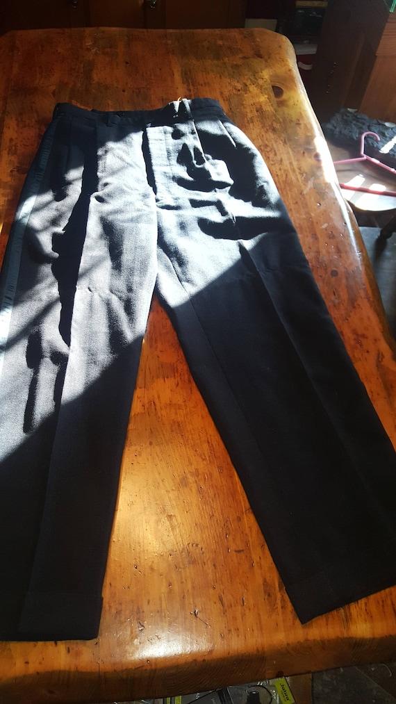 Vintage Dinner Suit Pants