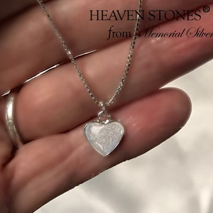 PET CREMATION ASHES Oval Pendant Tiny Oval 925 Sterling Silver Pet Memorial Necklace Pet Bereavement Keepsake Jewelry Pet Cremation Pendant