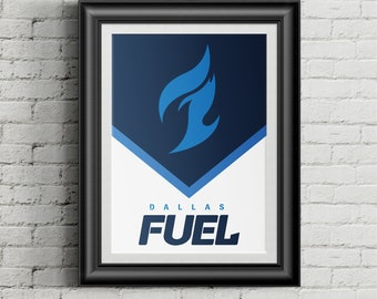 dallas fuel etsy