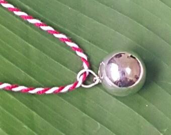 e5b6c2a1e 925 Bali Sterling Silver Harmony Ball 14mm