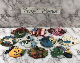 Holiday Plaques Etsy