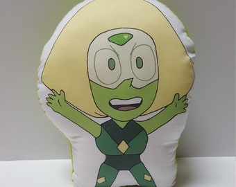 Steven Universe Peridot Plush Pillow