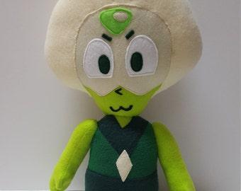 Steven Universe Peridot Plush