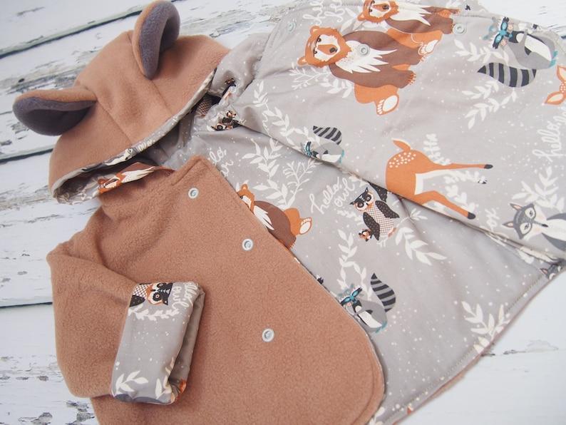55beb3797 Bear Jacket Bear Coat Boys clothes Girls clothing Baby