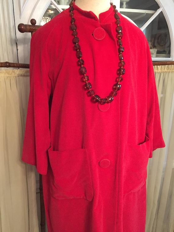 Designer Velvet coat