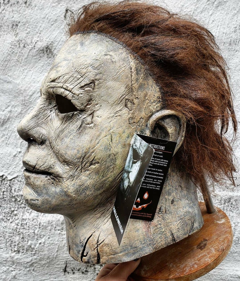 Michael Myers Mask Halloween 1.Rehaul Service Only For Customer Supplied Mask Halloween 2018 Michael Myers Mask