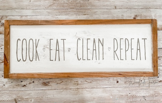 Cook,Eat,Clean Repeat