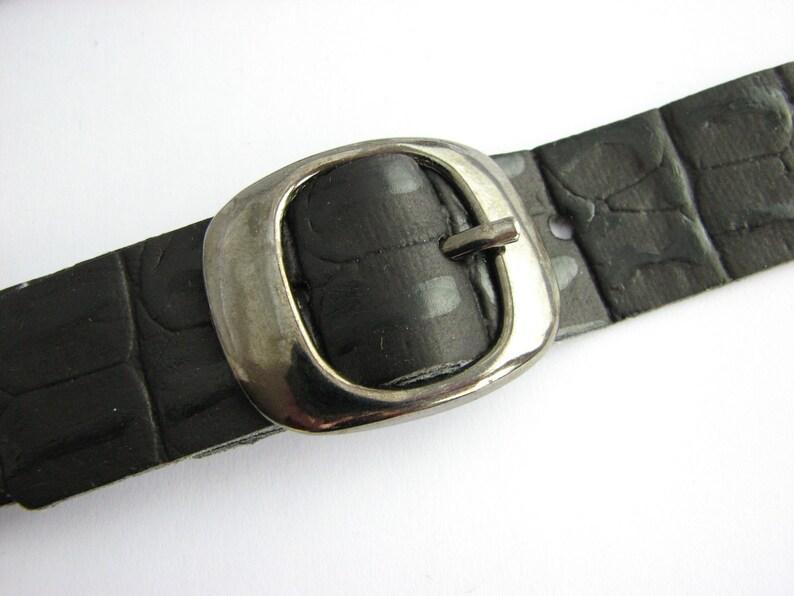 Jane Austen Silhouette Faux Leather Wallet