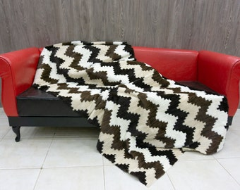 Mink Fur Blanket   Fluffy Fur Throw   Ideal For Your Home Decor Or Housewarming Gift