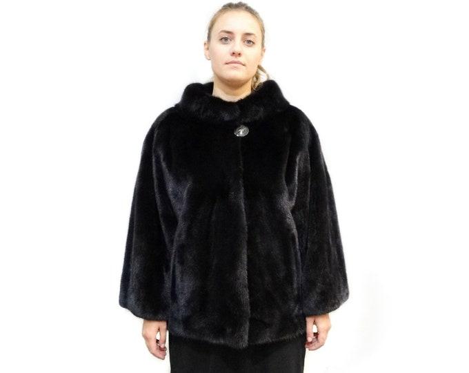 Plus Size Fur Jacket,Perfect Woman Fur F169