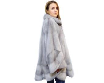 Real Fur Coat   Real Fur Jacket   Fur Mink Jacket   Luxury Gift For Her