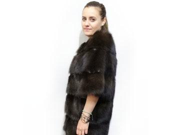 Chanel jacket,Special Fur Jacket F374