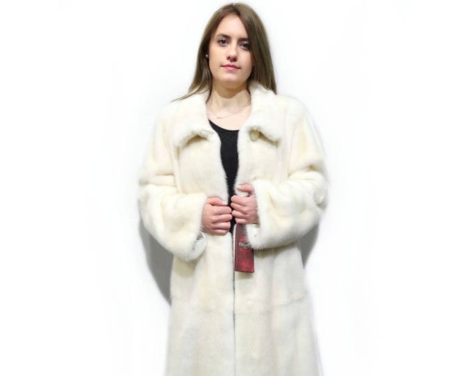 Long Fur Coat,Pearl Fur Coat F281