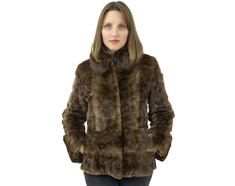 Fashion Fur Jacket in Many Different Colors