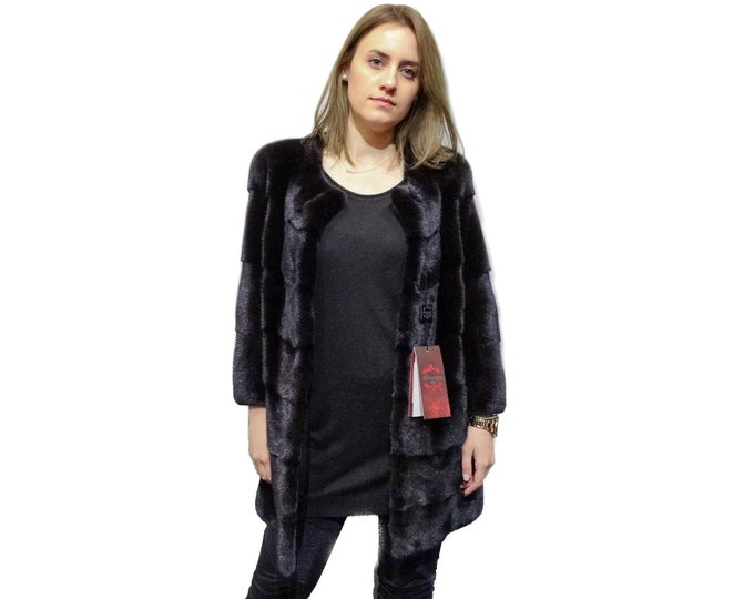 Fabulous Fur Coat, Cozy Winter Fur Coat