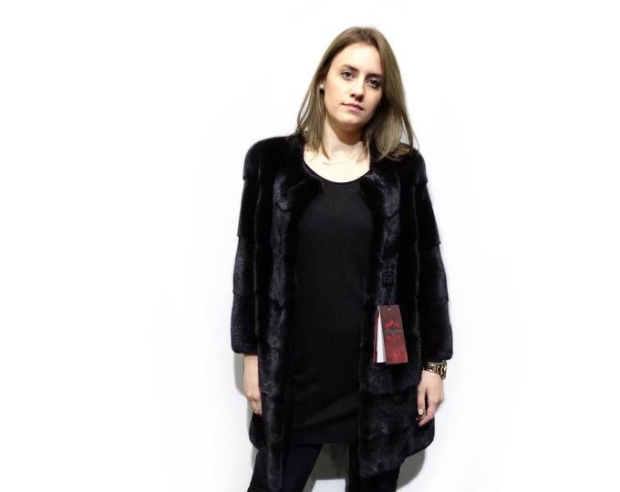Fabulous Fur Coat, Cozy Winter Fur Coat F273
