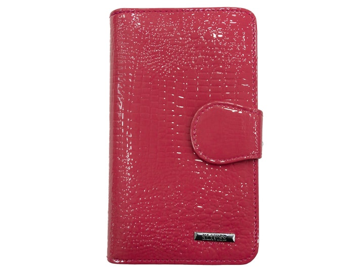 Genuine leather wallet in three colors F0187