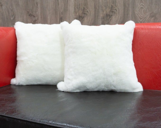 Fluffy Fur Pillows | Ideal For Your Home Decor Or Housewarming Gift