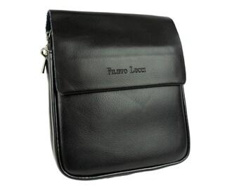 Leather Bag Gift For Men   Messenger Bag Men   Mens Handbags   Best Man Gift Bag   Mens Crossbody Bags