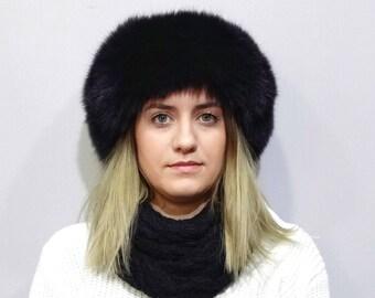 Unisex Fur Trapper Hat, Ushanka F757