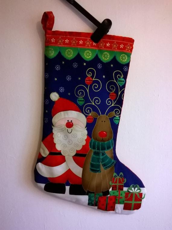 SL 9 Christmas stocking