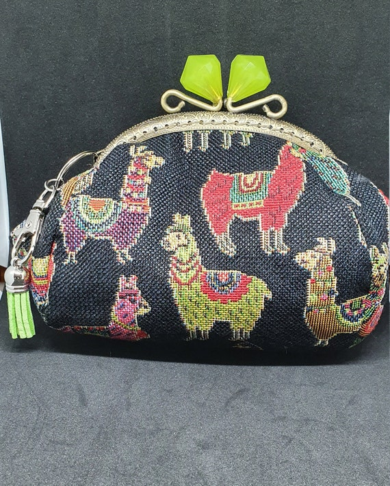 CP710.    The large llama purse