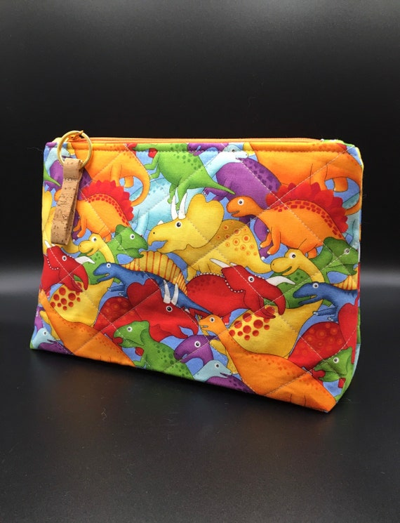 S - 101 Dinosaur wash bag