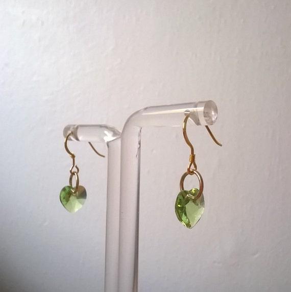 S - 269 green hearts