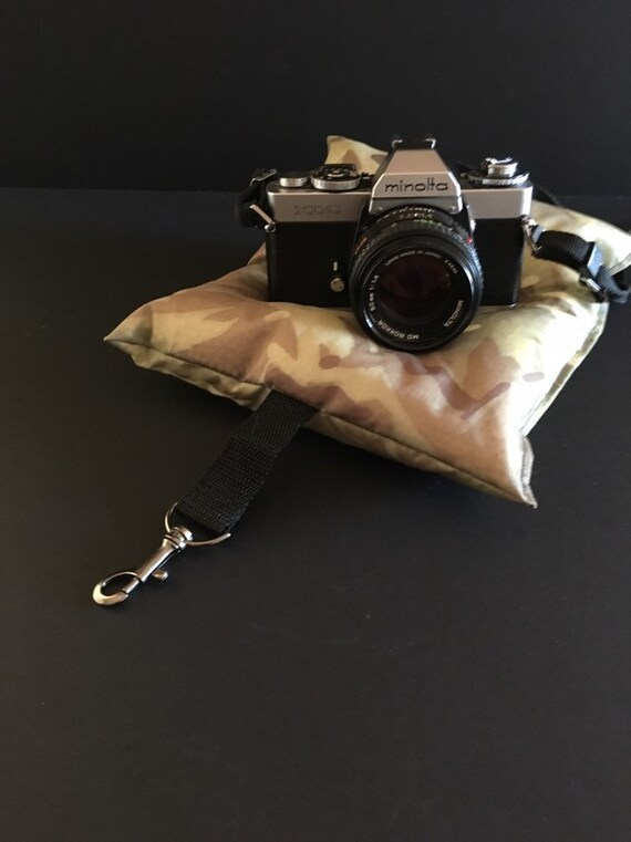 S - 855 Camera/lense rest