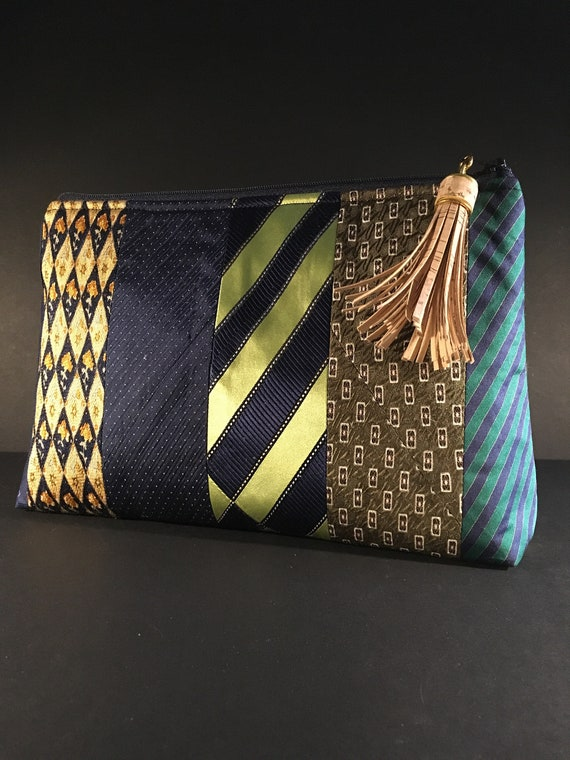 STB - 001 Gentleman's toiletry/travel pouch