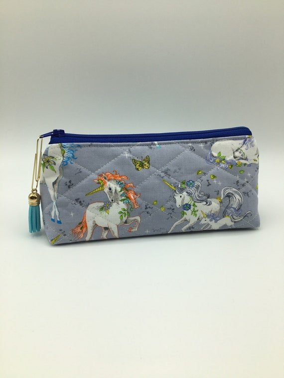 S - 061 Unicorns pencil case