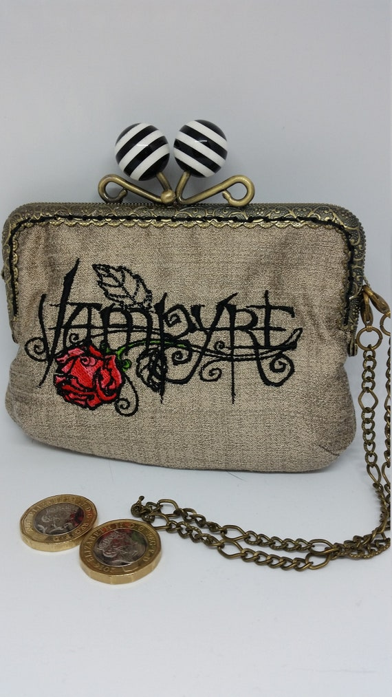 CP597. The Vampyre coin purse.
