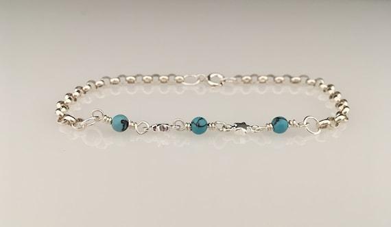 S - 659 Turquoise bracelet