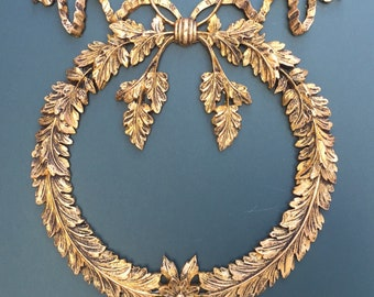 Extra large french wreath
