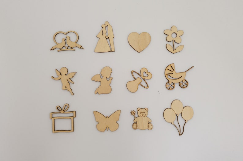InstaStick Animal stickers for instax mini film party favors safari birthday favors