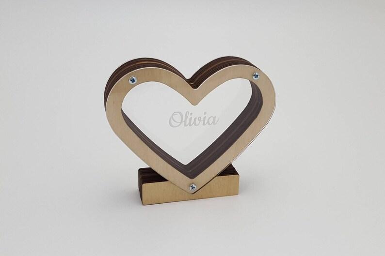 image 0 ... & Wooden money box Wedding gifts Unique Love gift Honeymoon fund | Etsy