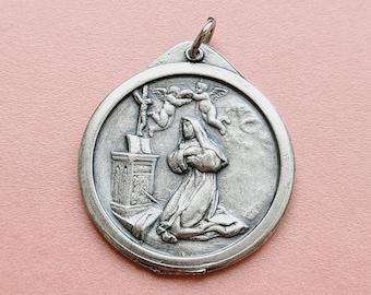 Large St Rita medal
