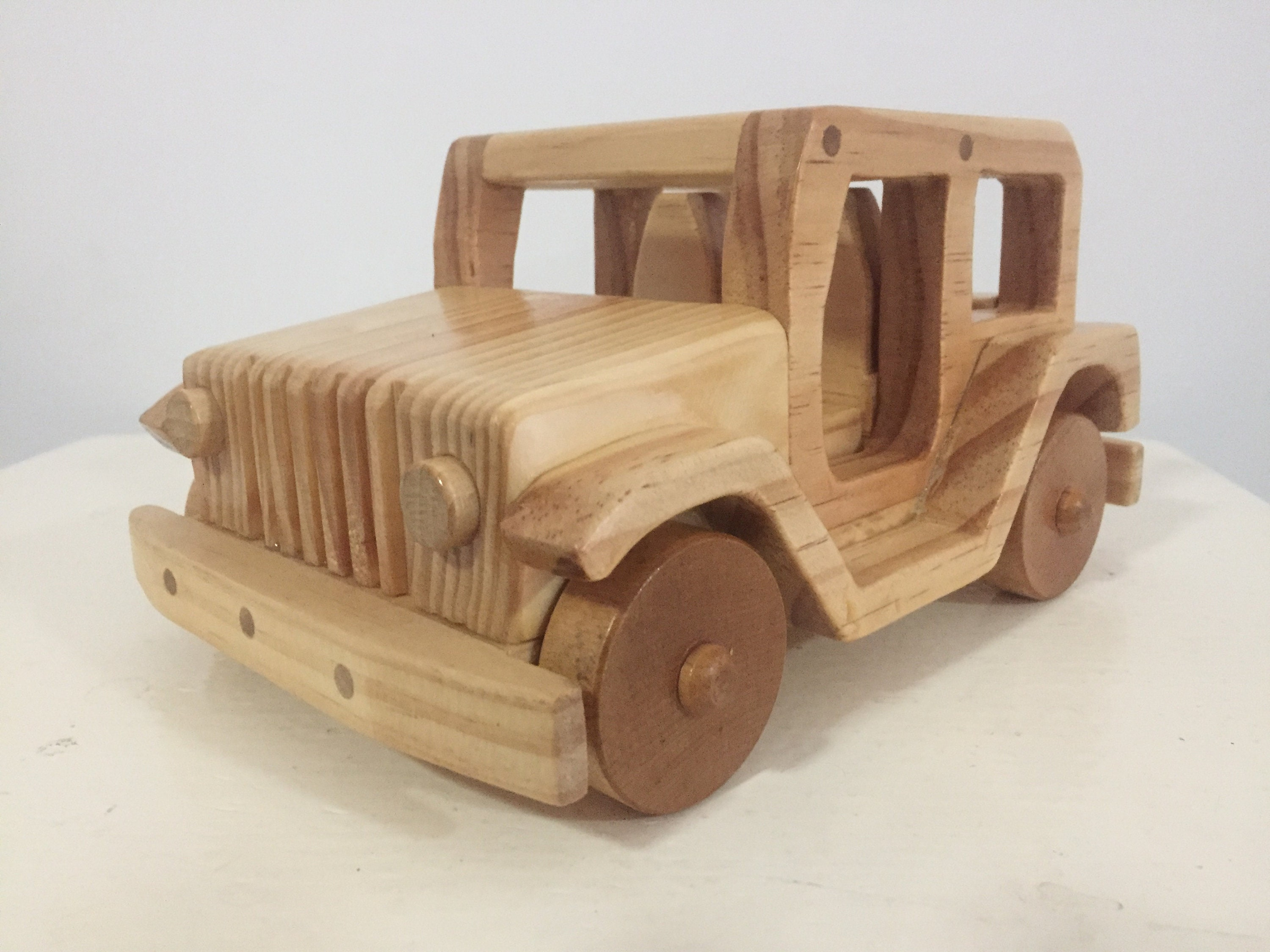 wood toy jeep plan