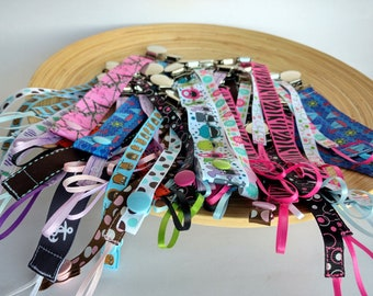 Soother clips / Pacifier clips