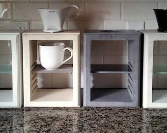 Concrete Pour Over Coffee Brewer