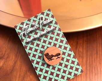 Eames Lounge Pin