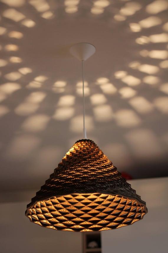 Lampenschirm/Kronleuchter Beleuchtung/Decke Licht/hängende | Etsy